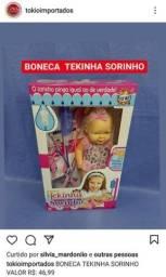 Título do anúncio: Boneca Sorinho