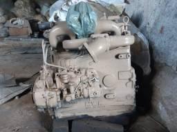 Motor MWM 229 4 Cilindros