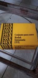 Máquina Fotográfica antiga Kodak Instamatic 155X.