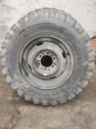 Título do anúncio: Rodas pneus toyota