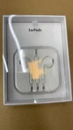 Fone c/ fio iPhone qualidade boa R$ 30,00