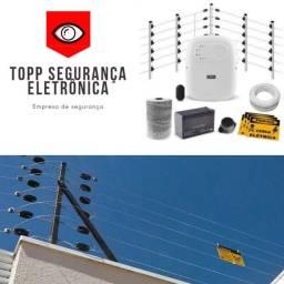 Título do anúncio: Cerca Elétrica Industrial a partir de R$16,99 o metro instalado!