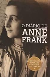 Título do anúncio: O DIÁRIO DE ANNE FRANk