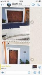 Título do anúncio: Portões social e garagem em madeira