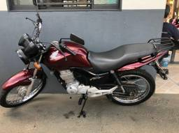 Honda Cg 150 Fan 2012/2012 Super conservada
