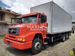 MB L-1620 Truck Baú