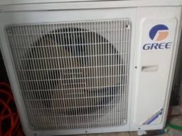 Título do anúncio: Ar condicionado GREE 24000btus