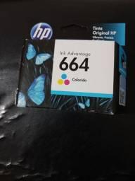 Título do anúncio: Cartucho HP Original 664!