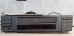 Título do anúncio: VIDEO CASSETE VHS - JVC com manual
