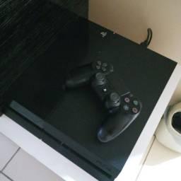 Título do anúncio: Playstation 4 PS4 - 500gb FAT