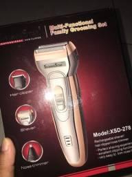 Título do anúncio: Máquina de cortar cabelo