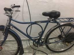 Título do anúncio: Bocicleta Monark antiga