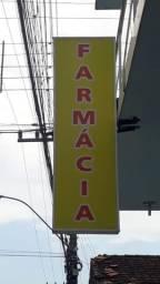 Placa luminosa Farmacia