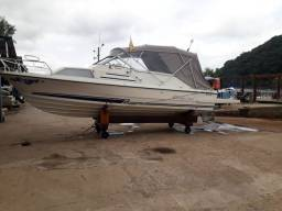 Embarcação motor Diesel