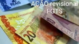 Título do anúncio: Ação Revisional do FGTS