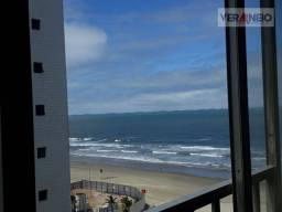 Título do anúncio: Apartamento com 1 dormitório para alugar, 55 m² por R$ 1.300,00/mês - Tupi - Praia Grande/