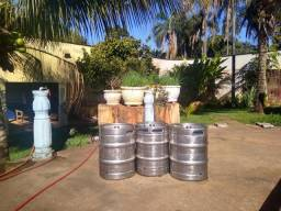 Casco de barril de chopp 50 lt