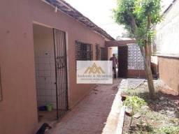 Título do anúncio: Casa com 2 dormitórios à venda, 83 m² por R$ 220.000,00 - Ipiranga - Ribeirão Preto/SP