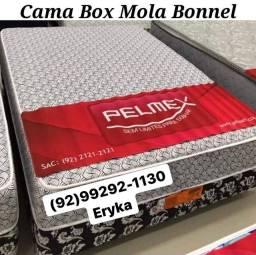 Cama Box Casal Molas | Pelmex