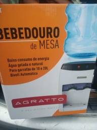 Título do anúncio: Bebedouro de Mesa Bivolt AGRATTO NOVO