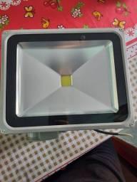 Título do anúncio: Refletor led 50w c/ sensor de presença