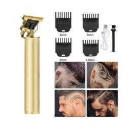 Título do anúncio: Máquina de cortar cabelo t9