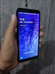 Título do anúncio: ? Galaxy J8 <br>?64GB<br>?4 de ram <br>?Bem zelador <br>?Aceito trocas em celulares<br>?Pra vender hoje