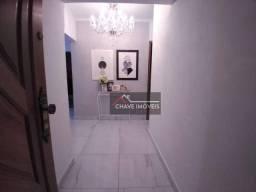 Título do anúncio: Apartamento com 2 dormitórios à venda, 64 m² por R$ 298.000,00 - Vila Belmiro - Santos/SP