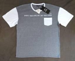 Camisa Triton Bolso Tam-M/G (original / nova)