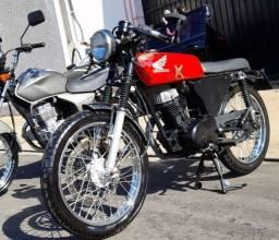 Título do anúncio: Honda CG 125 1981 Cafe Racer
