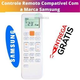 Título do anúncio: Controle Remoto Compatível Com a Marca Samsung Com Entrega Grátis