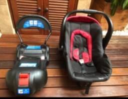 Título do anúncio: Vendo Bebê Conforto Terni Infanti  em conjunto com a Base Terni ISOFIX Infanti.