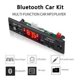 Car Audio USB TF FM Radio Module Wireless Bluetooth 5V 12V MP3 WMA