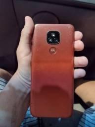 """Título do anúncio: Smartphone Motorola Moto E7 64GB 4G Tela 6.5"""" Câmera Dupla 48MP 2MP Frontal 5MP Cobre<br><br>"""