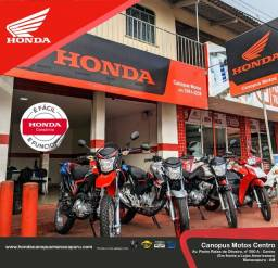 Honda Canopus Motos