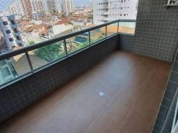 Título do anúncio: Apartamento com 3 dorms, Ocian, Praia Grande - R$ 550 mil, Cod: 1512