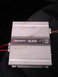 Título do anúncio: TARAMPS HD 800