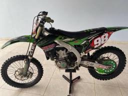 Vendo Kxf 450 2017