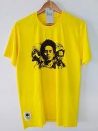 Camiseta Amazônia Bob e Peter