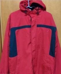 Título do anúncio: blusão dript vermelho
