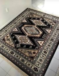 Título do anúncio: Ótimo Tapete Serrano Royal Cairo 195cmx250cm (perfeito estado de conservação)