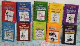 Livros do Diário de um Banana