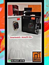 Amazfit GTS é compatível com Android e iOS