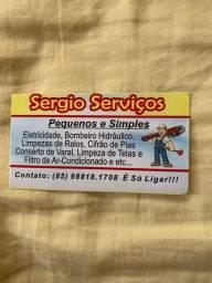 Título do anúncio: Todo tipo de serviço