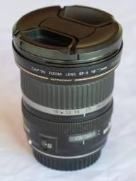 Lente Canon Ef-s 10-22mm