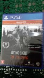 Dying Light Ed. Melhorada novo lacrado PS4