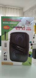 Título do anúncio: Caixa Bluetooth ZQS-6207