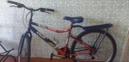Bicicleta aro 26  feminina e mausculina tbm da marca Caloi 24 machas