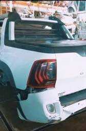 Título do anúncio: Sucata Renault oroch 1.6 16v