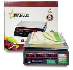 Título do anúncio: Balança Digital Eletrônica Comercial 40kg Stanlux 110/220v